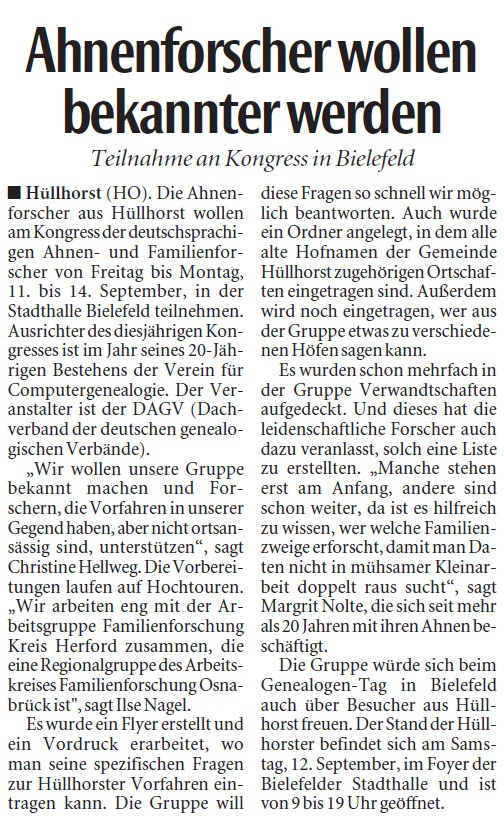 20090907 nw huellhorst genealogentag