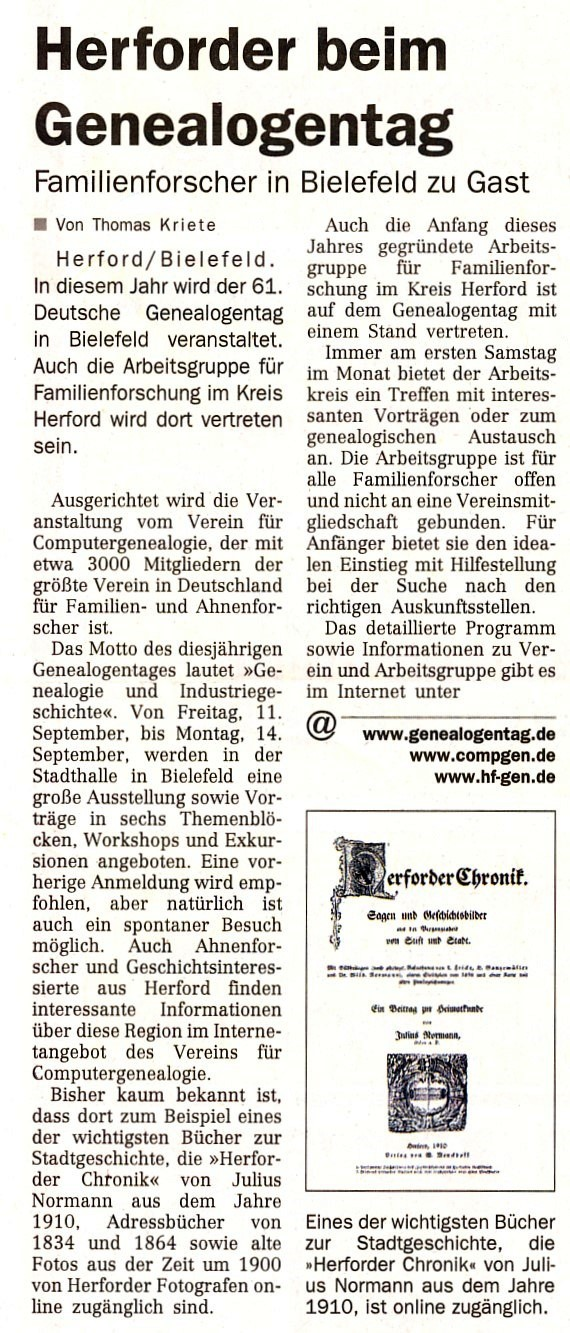 20090910 herford extra genealogentag