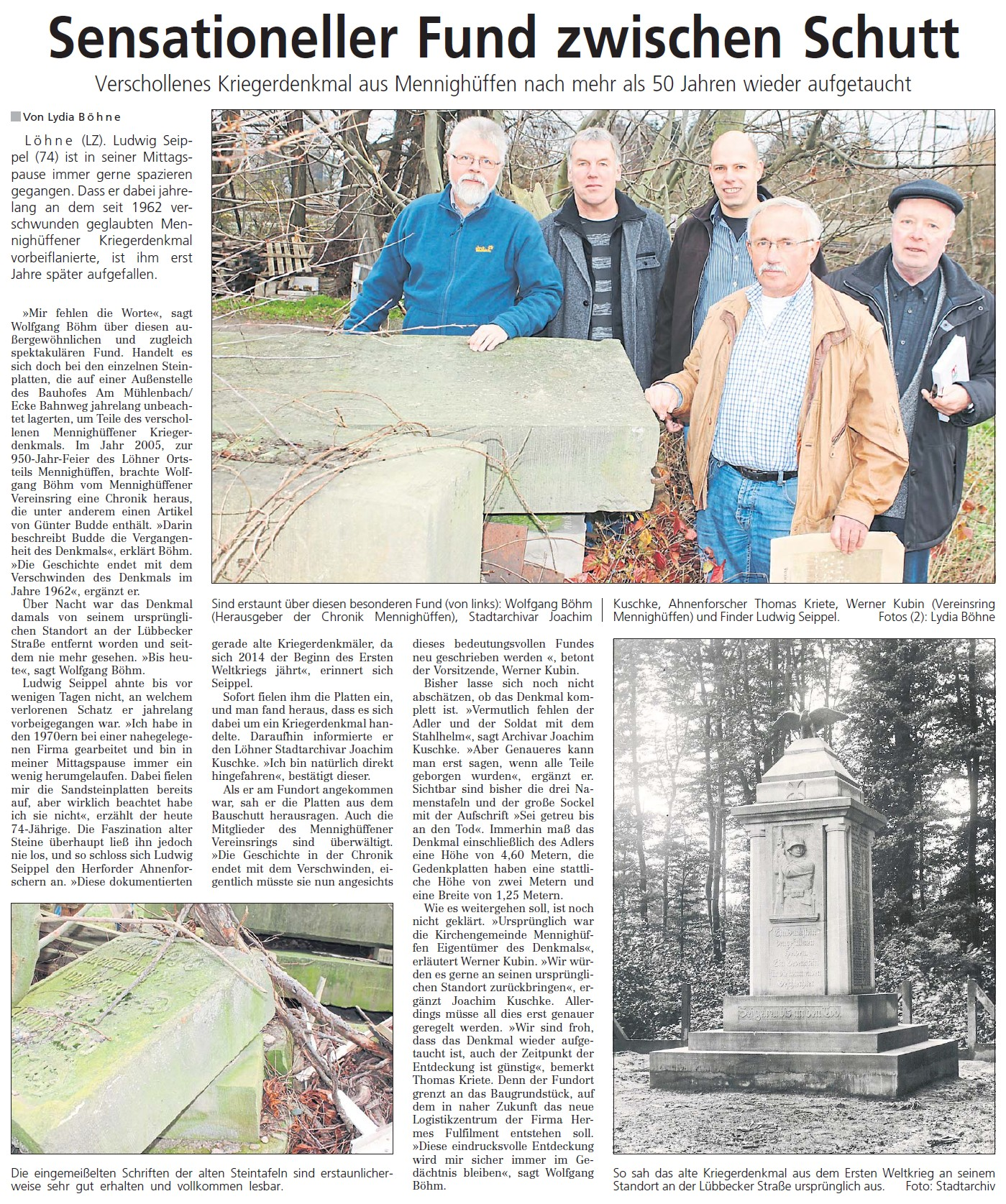 20131218 wb loehne kriegerdenkmal