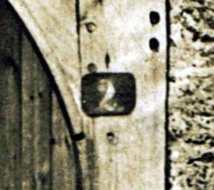 Hausnummer Valdorf Nr. 2